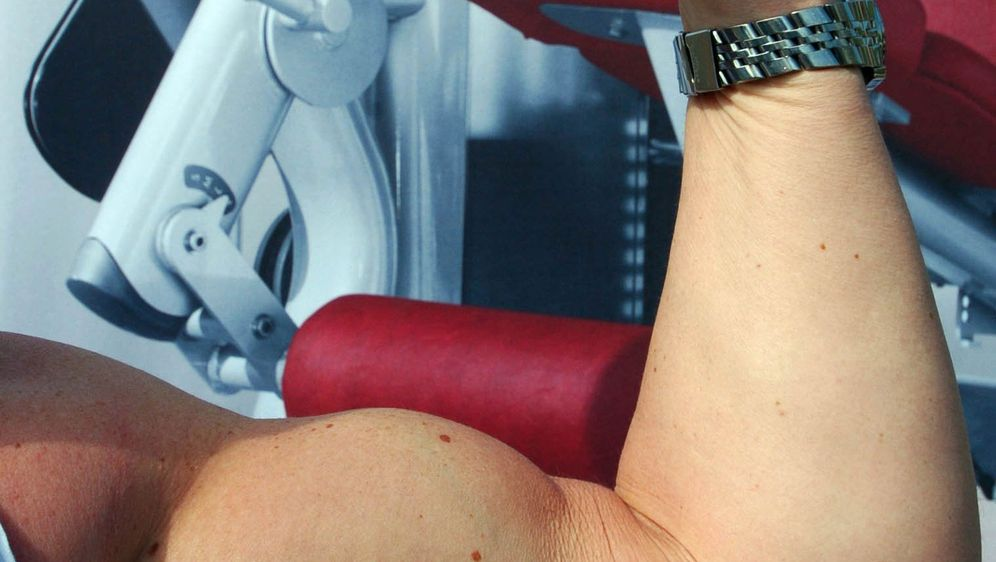 Bizeps-Training: Übungen für den Oberarm - Bildquelle: dpa - Bildfunk
