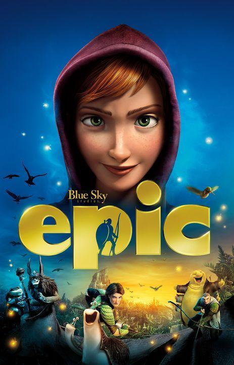 Epic - Verborgenes Königreich - Artwork - Bildquelle: 2013 Twentieth Century Fox Film Corporation. All rights reserved.