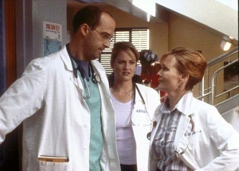 Emergency Room - Die Notaufnahme - Durch einen indiskreten Hinweis von Dr. Ro...