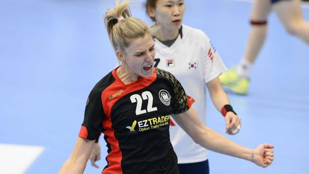 Susann Müller setzt ihre Karriere in Dänemark fort - Bildquelle: AFPSIDJONATHAN NACKSTRAND