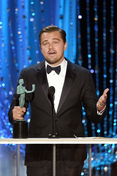 160130-Leo-DiCaprio-getty-AFP - Bildquelle: 2016 Getty Images
