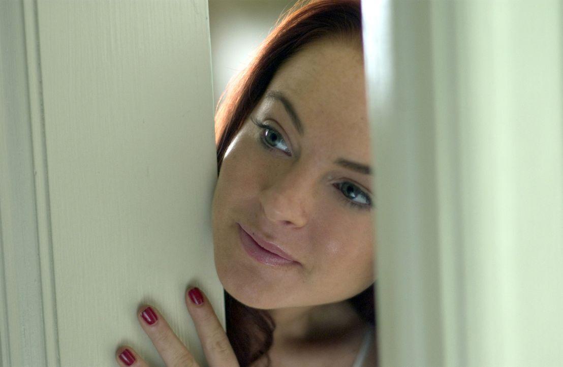 Ashley Albright (Lindsay Lohan) scheint vom Glück verfolgt zu sein. Was immer die Managerin einer Boy-Band anfasst, wird zu Gold ... - Bildquelle: Epsilon Motion Pictures GmbH