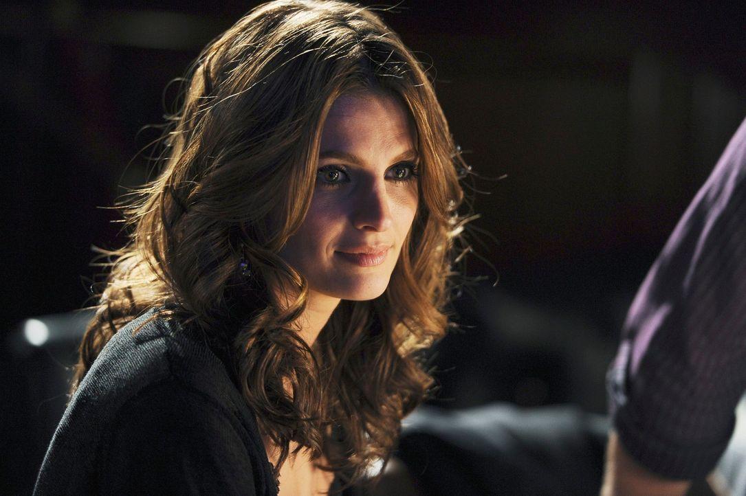 Der Mord an eine, jungen Stripper beschäftigt Kate Beckett (Stana Katic) und ihr Team. - Bildquelle: 2010 American Broadcasting Companies, Inc. All rights reserved.