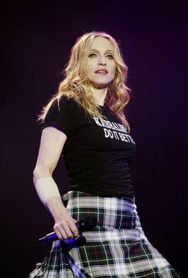 Galerie Madonna - Frühstücksfernsehen - Bildquelle: getty - AFP
