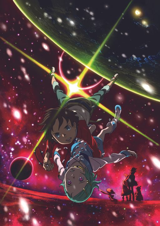 Eureka Seven - Artwork - Bildquelle: 2009 BONES / Project EUREKA MOVIE. All rights reserved.