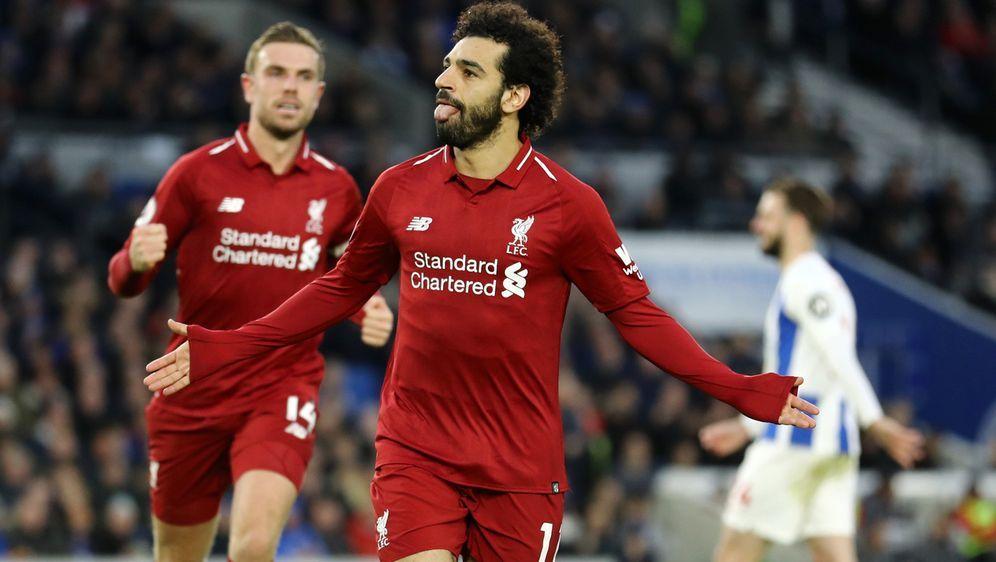 Liverpool hält City auf Distanz - Bildquelle: Getty Images