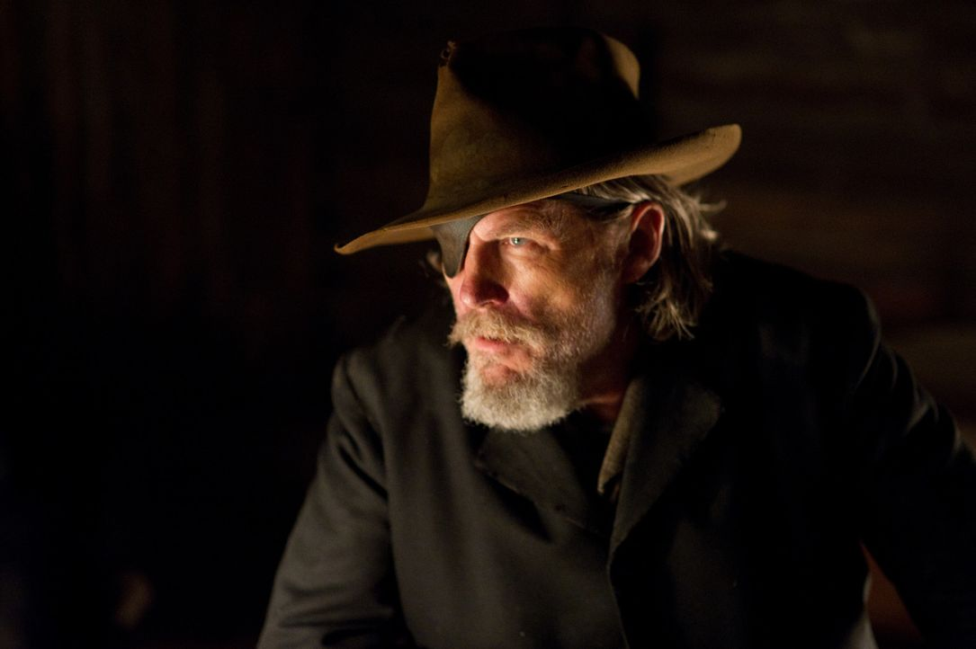 Als Mattie einen skrupellosen Rächer sucht, landet sie zwangsläufig bei dem abgebrühten Marshall Rooster Cogburn (Jeff Bridges). Denn der fackelt... - Bildquelle: (2010) PARAMOUNT PICTURES. All rights reserved.