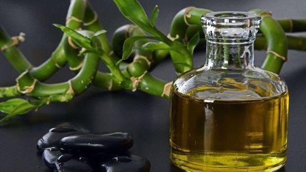 Lingam Massage Öl