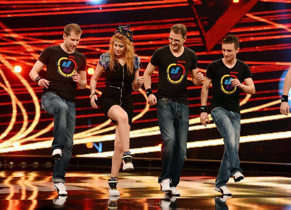 Got-To-Dance-Jump-Jump-10-SAT1-ProSieben-Willi-Weber - Bildquelle: SAT.1/ProSieben/Willi Weber