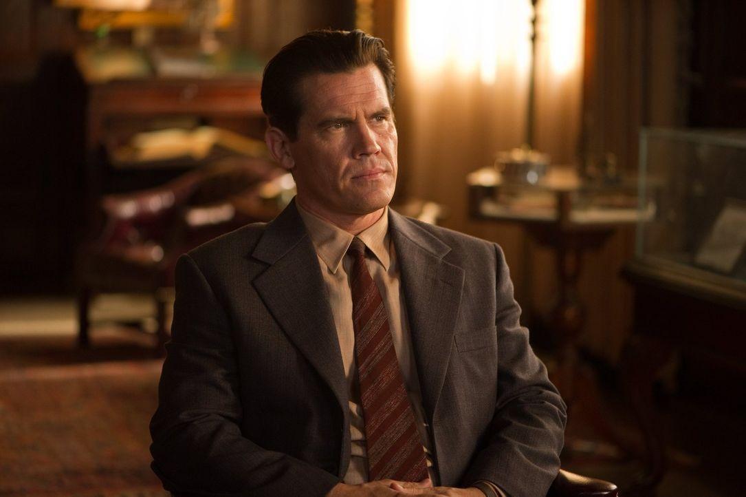 Der Kriminelle Mickey Cohen führt in den 1940er Jahren die Unterwelt von Los Angeles an, kann jedoch von der Polizei nicht gefasst werden. Daher ste... - Bildquelle: Warner Brothers