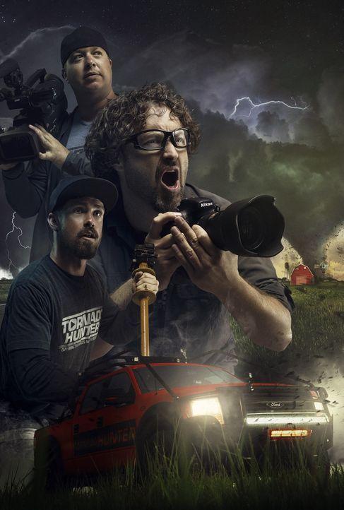 Tornado Hunters - Artwork