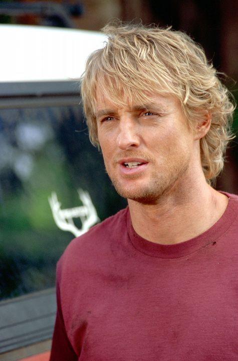 Jack Ryan (Owen Wilson) ist ein wahrer Pechvogel: Gerade hat er auf Hawaii seinen Job verloren, weil er dem Vorarbeiter eins mit dem Baseballschläg... - Bildquelle: Warner Bros.