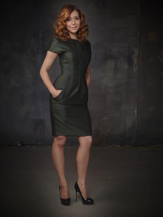 (6. Staffel) - Erlebte mit Ted viele verrückte Momente: Lily (Alyson Hannigan) ... - Bildquelle: 20th Century Fox International Television