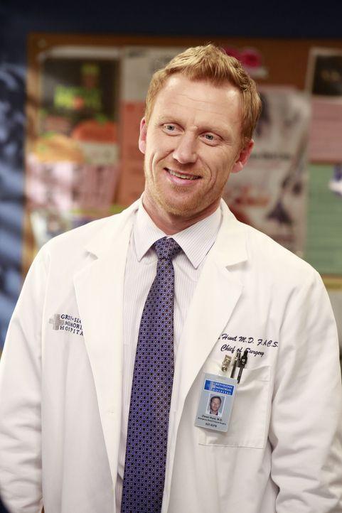 Owen (Kevin McKidd) ist nach wie vor stark bemüht einem kleinen Jungen zu helfen, dessen Eltern gerade um ihr Leben kämpfen ... - Bildquelle: ABC Studios