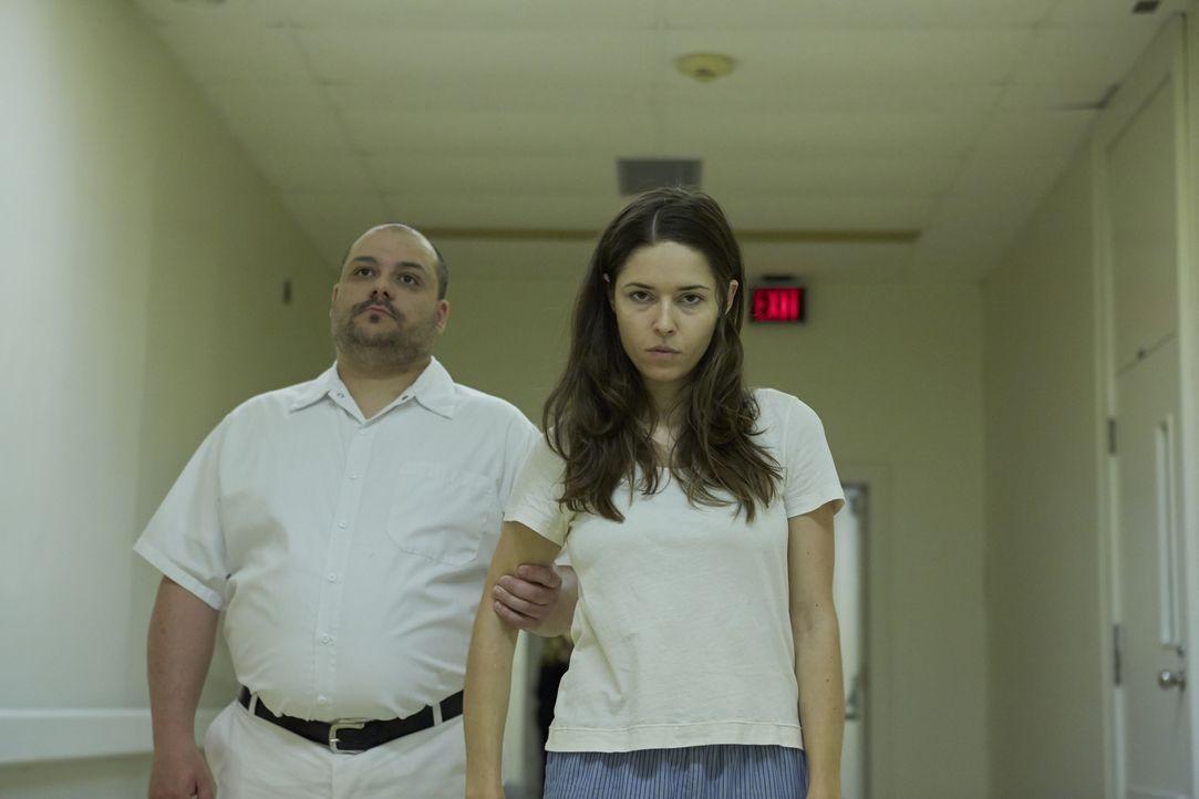 Nachdem Molly (Sarah Lind) beschuldigt wird, einen Mord begangen zu haben, wird sie in eine Nervenheilanstalt eingewiesen. Besessen von bösen Geiste... - Bildquelle: 2015 Twentieth Century Fox Film Corporation. All rights reserved.