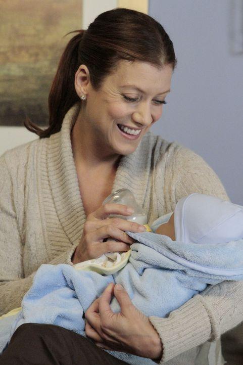 Amelia löst sich von allen Emotionen und weicht ihren Kollegen aus, während Addison (Kate Walsh) sich an den neuen Mann in ihrem Leben gewöhnen m... - Bildquelle: ABC Studios