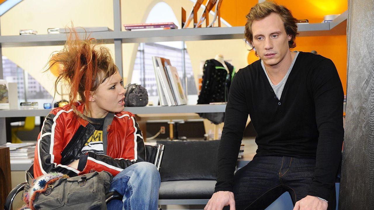Anna-und-die-Liebe-Folge-626-03-SAT1-Oliver-Ziebe - Bildquelle: SAT.1/Oliver Ziebe