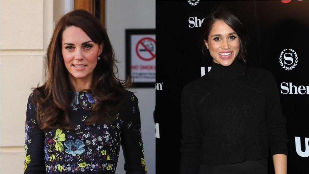 Kate Middleton Sauer Auf Meghan Markle Im Streit Wegen Pippas