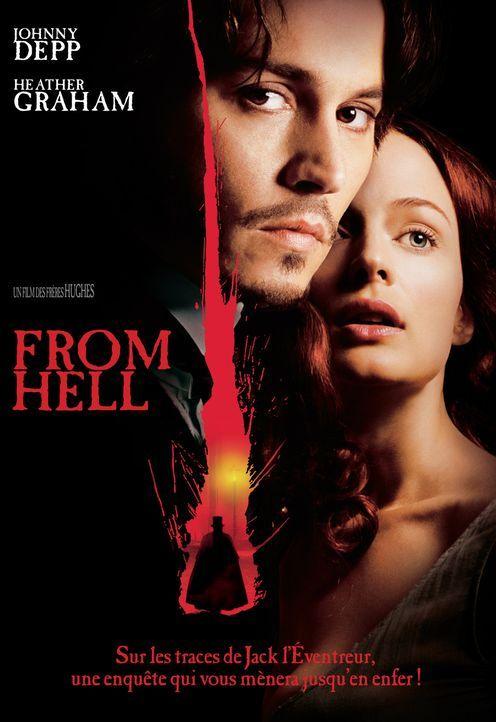 """""""From Hell"""" - Plakatmotiv - Bildquelle: 2001 Twentieth Century Fox Film Corporation. All rights reserved."""