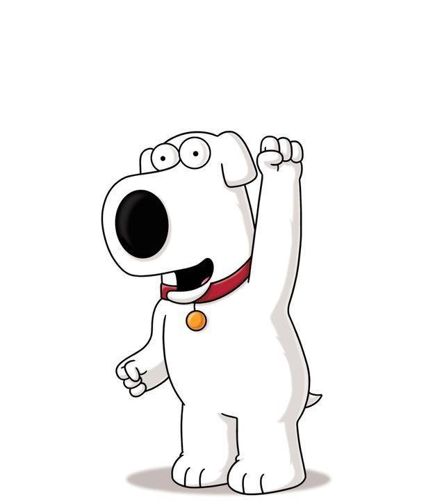 (15. Staffel) - Brian, der Hund, ist überdurchschnittlich intelligent und besitzt eine deutlich vornehmere Sprache sowie deutlich bessere Manieren a... - Bildquelle: 2015-2016 Fox and its related entities.  All rights reserved.