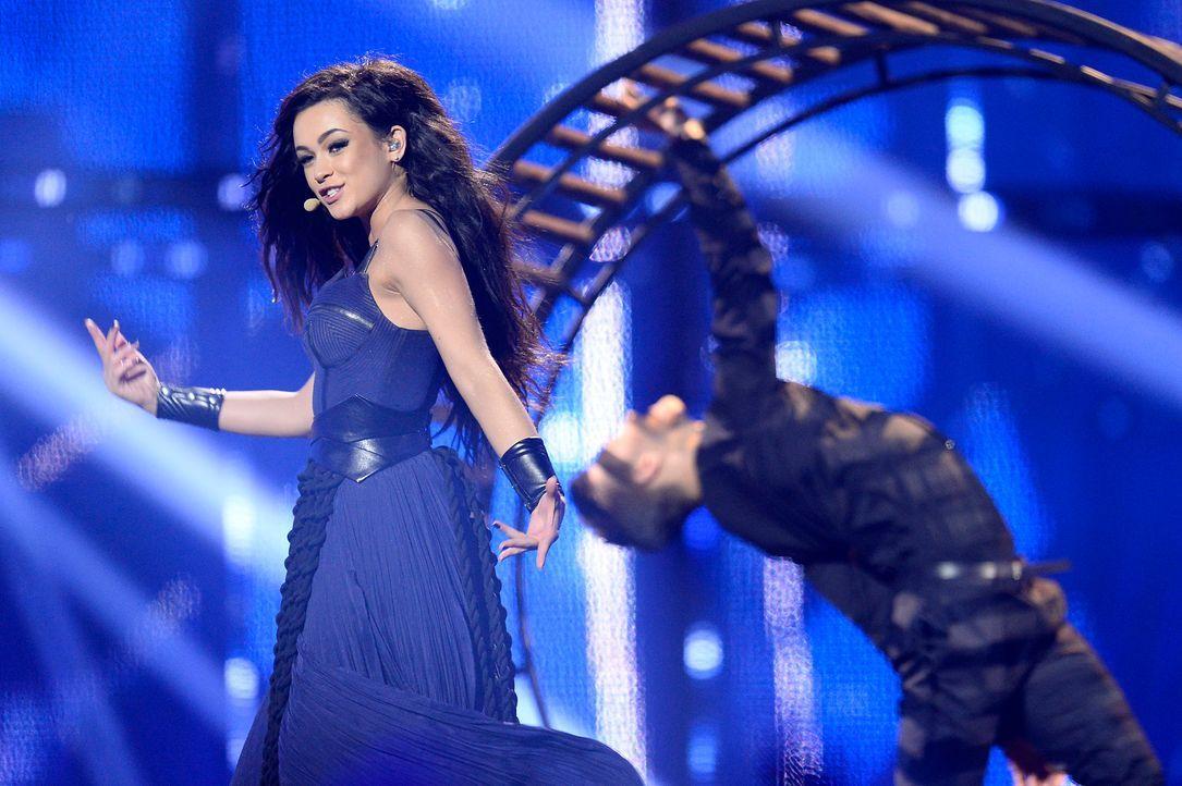 Eurovision-Song-Contest-Ukraine-140509-AFP - Bildquelle: AFP