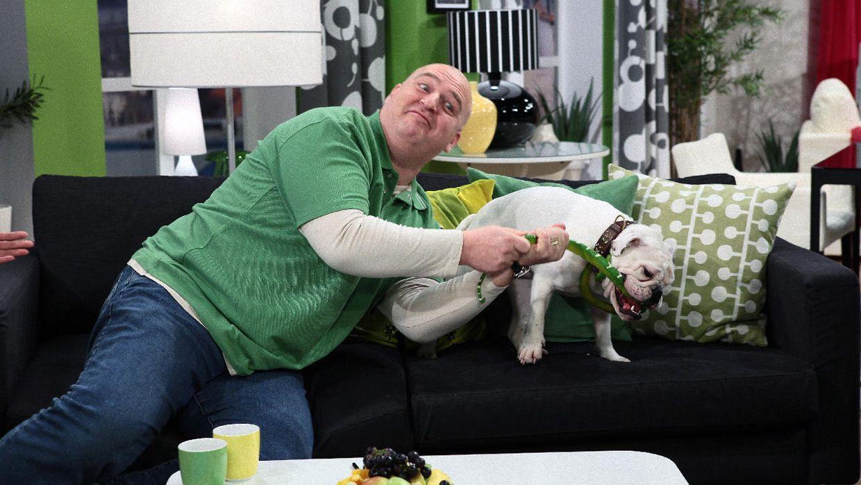 fruehstuecksfernsehen-studiohund-lotte-in-action-im-studio-075 - Bildquelle: Ingo Gauss