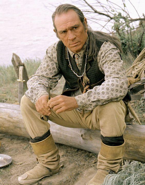 1886 kehrt Samuel Jones (Tommy Lee Jones) zu seiner Familie in New Mexico zurück, die er vor 20 Jahren im Stich gelassen hat. Er muss feststellen, d... - Bildquelle: 2004 Sony Pictures Television International. All Rights Reserved.