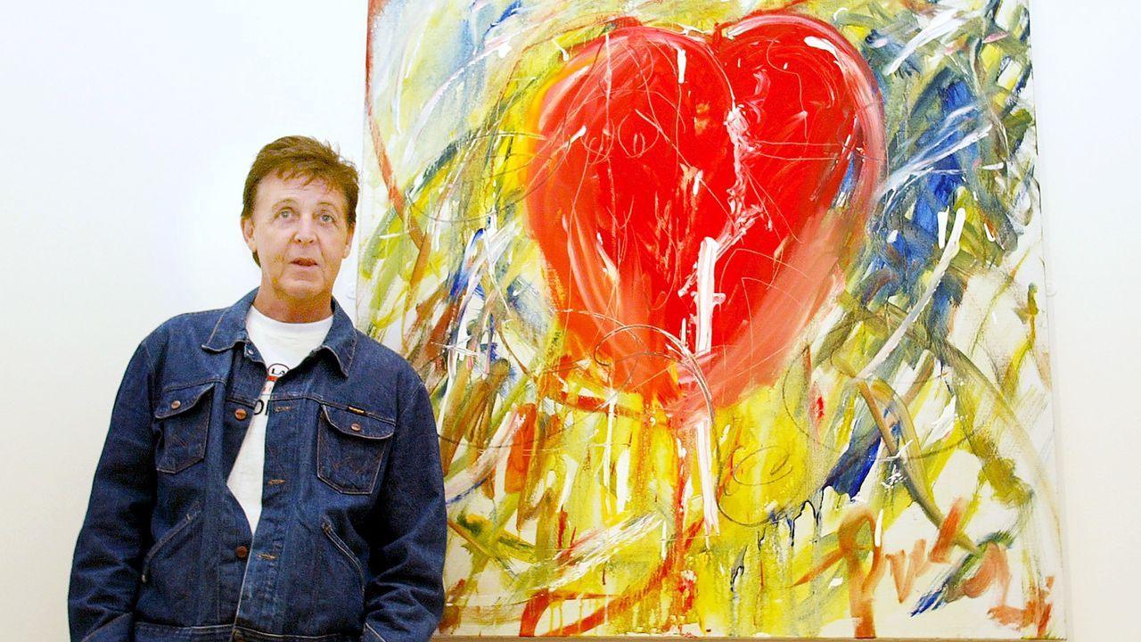 Sir-Paul-McCartney-maler-02-05-23-dpa - Bildquelle: dpa