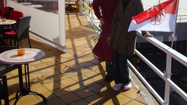 Außerdem zu sehen in der heutigen Folge: Mike und Martina Reindl in ihrem