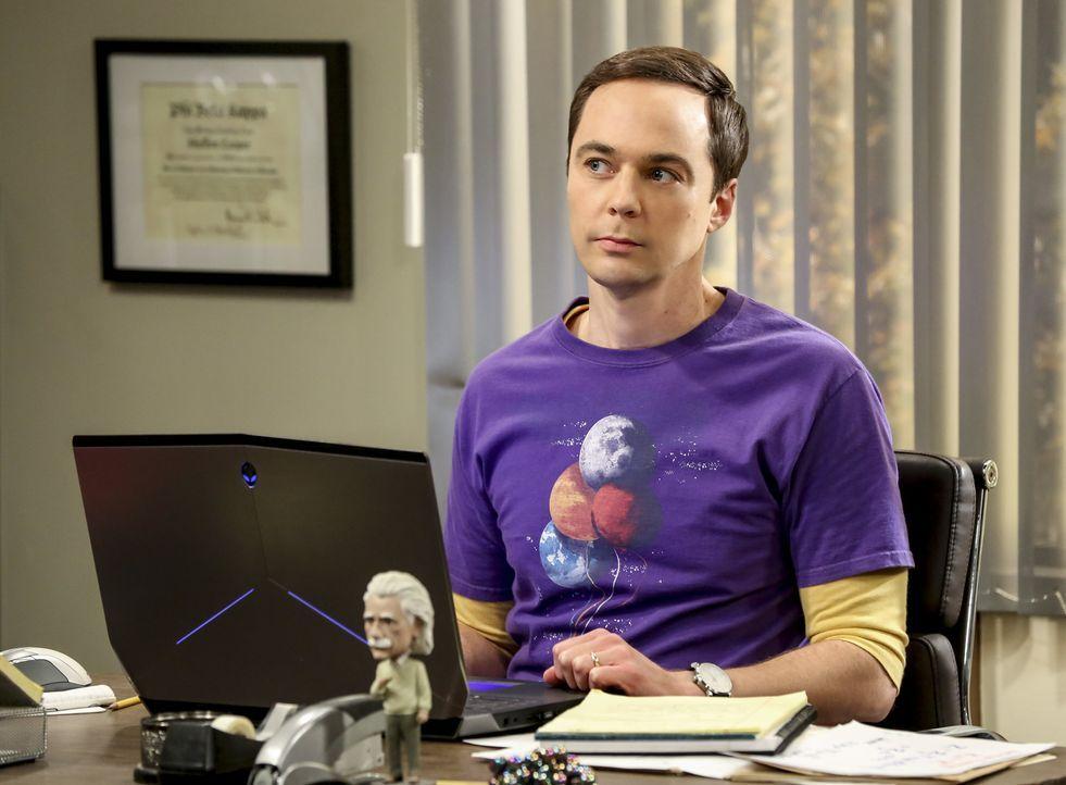 Sheldon (Jim Parsons) - Bildquelle: Warner Bros. Television