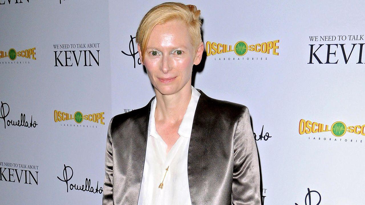Tilda Swinton - Bildquelle: Ivan Nikolov/WENN.com