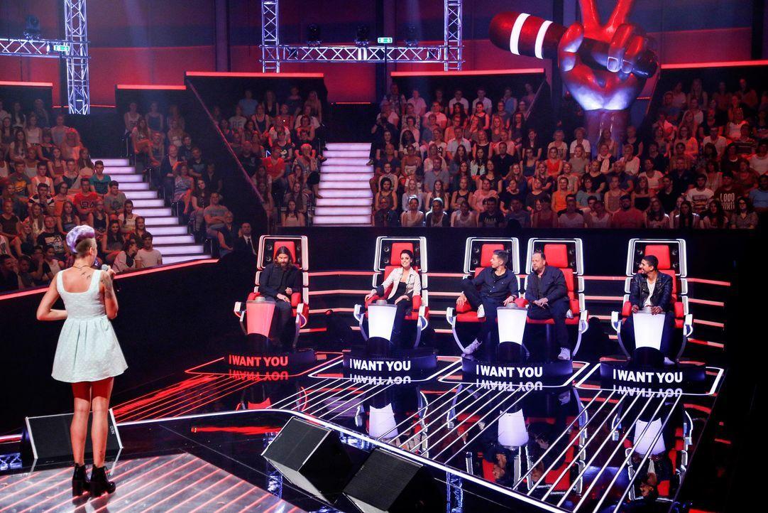 TVOG-Stf05-Rebecca-01-SAT1-ProSieben-Richard-Huebner - Bildquelle: SAT.1/ProSieben/Richard Hübner