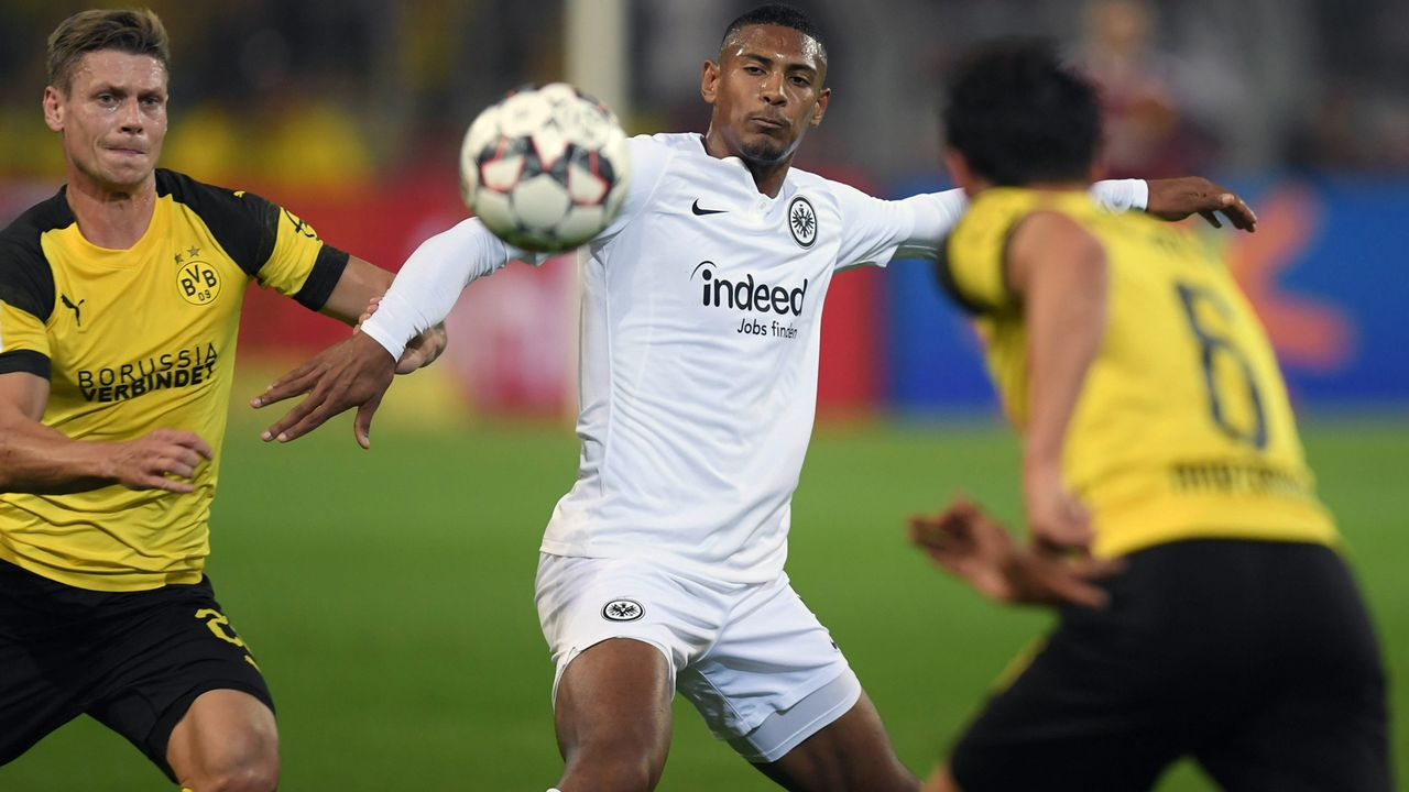 Sebastien Haller (Eintracht Frankfurt) - Bildquelle: imago/Team 2