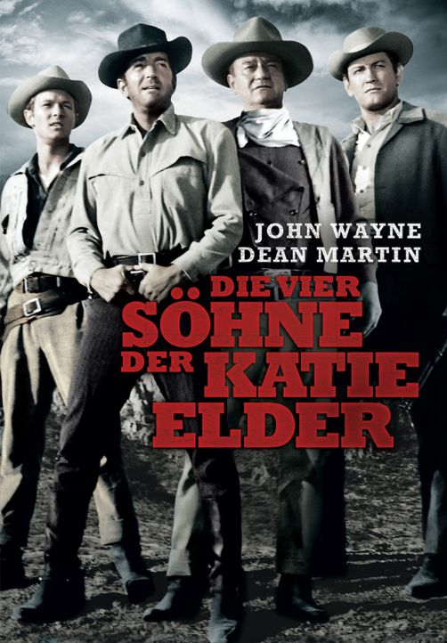 Die vier Söhneder Katie Elder - Artwork - Bildquelle: TM &   2003 By Paramount Pictures All Rights Reserved