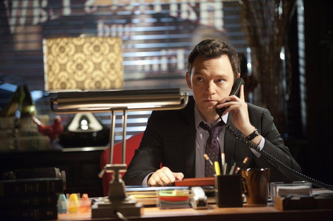 Vertritt gemeinsam mit Rachael den Todeskandidaten Brian: Adam (Nathan Corddry) ... - Bildquelle: Warner Bros. Television