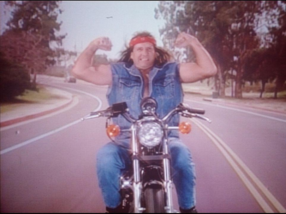 Al (Ed O'Neill) träumt davon, ein cooler Rocker zu sein. - Bildquelle: Columbia Pictures