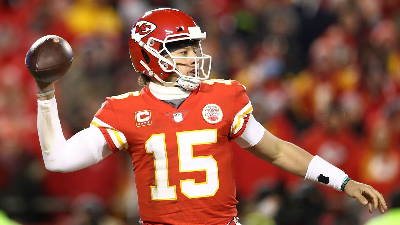 Offensive Player of the Year: Patrick Mahomes - Bildquelle: 2019 Getty Images