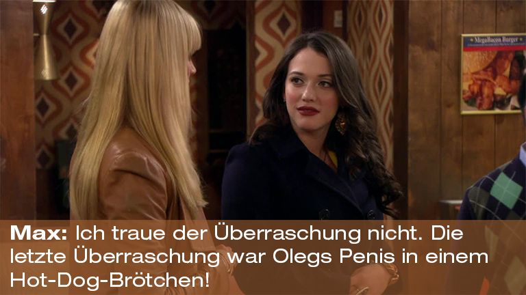 2 Broke Girls - Zitate - s3e10 (1)