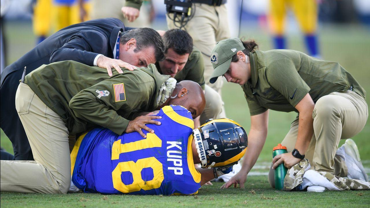 Cooper Kupp (Los Angeles Rams)  - Bildquelle: Getty