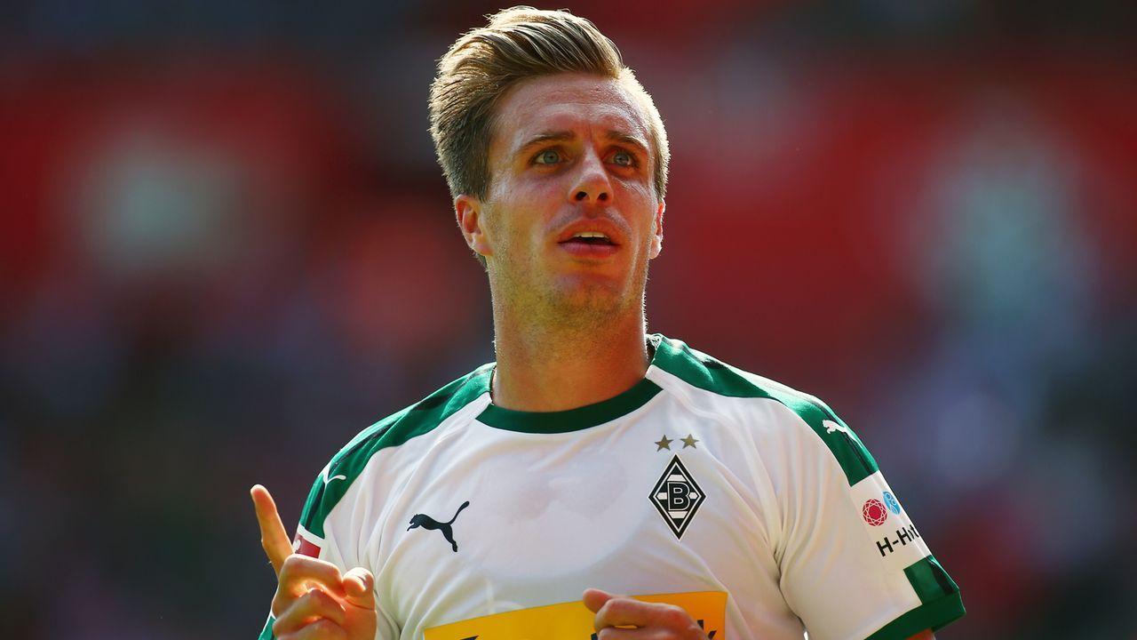Patrick Herrmann (Borussia Mönchengladbach) - Bildquelle: 2018 Getty Images