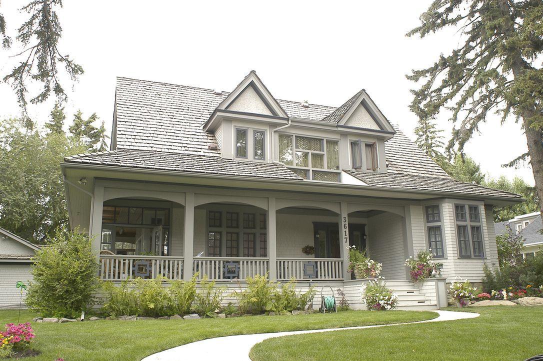 Ein Haus des Grauens ... - Bildquelle: 2004 Sony Pictures Television Inc. All Rights Reserved.