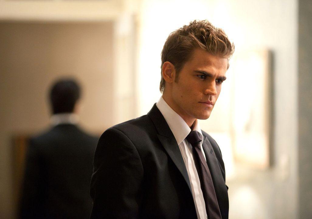 Stefan kann auch rachsüchtig sein  - Bildquelle: Warner Bros. Entertainment Inc.