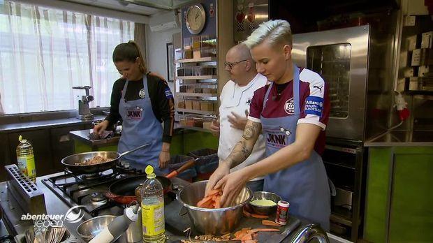 Abenteuer Leben - Abenteuer Leben - Donnerstag: Können Fußballer Kochen?