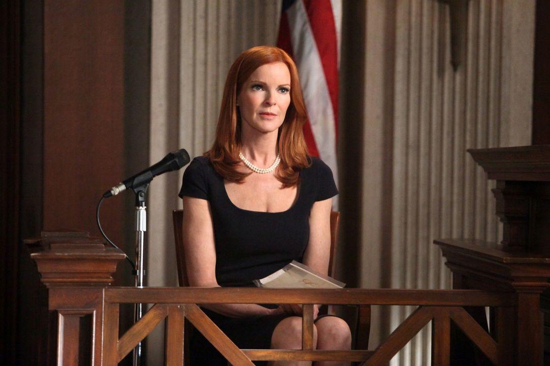 Ihr Mordprozess beginnt: Bree (Marcia Cross) ... - Bildquelle: ABC Studios