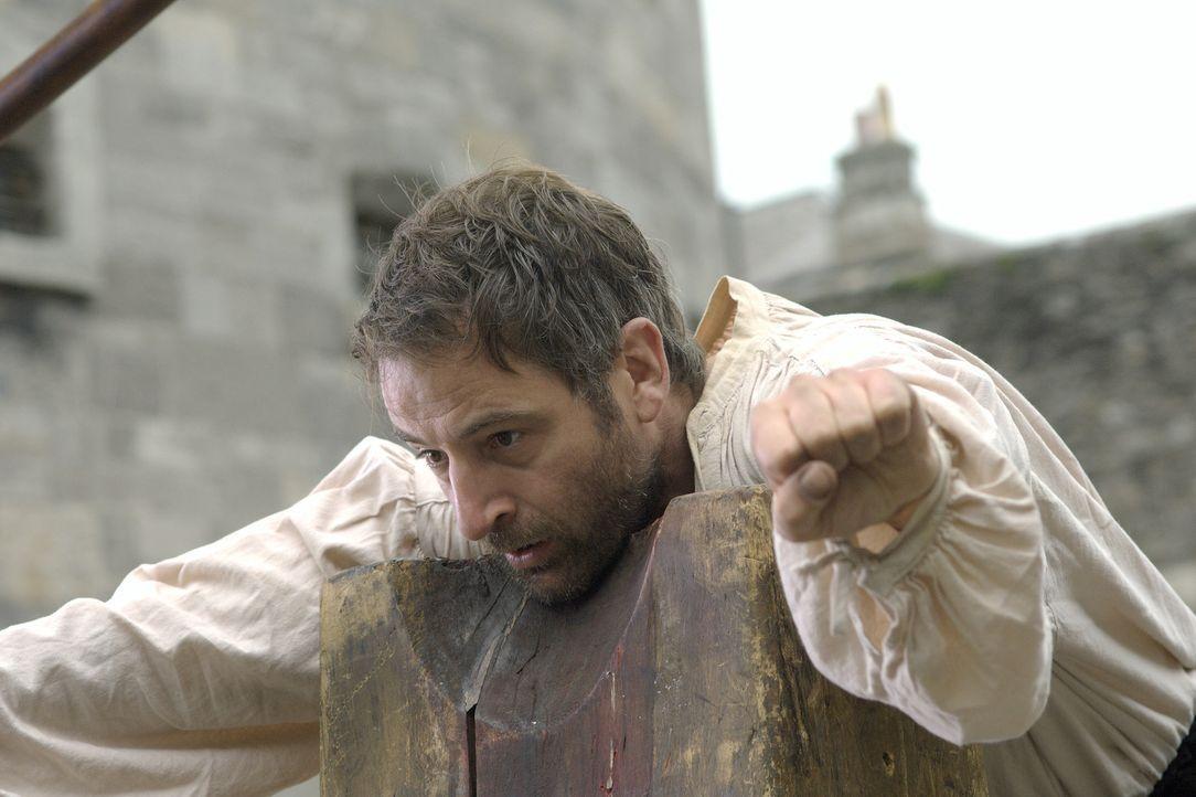 Muss sein Leben für seinen Glauben geben: Sir Thomas More (Jeremy Northam) ... - Bildquelle: 2008 TM Productions Limited and PA Tudors II Inc. All Rights Reserved.