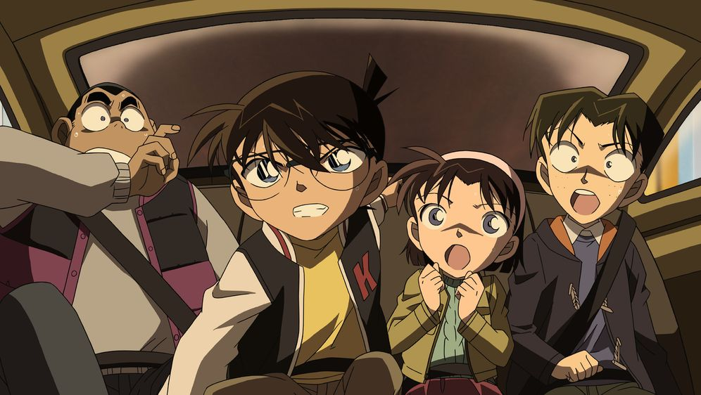 Detektiv Conan Movie 15 - Die 15 Minuten der Stille - Bildquelle: 2011 GOSHO AOYAMA/DETECTIVE CONAN COMMITTEE All Rights Reserved.