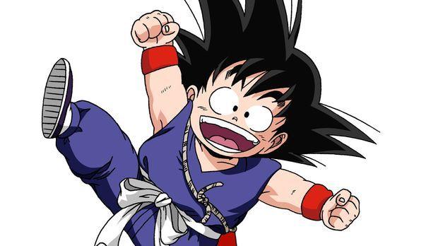 Als dem jungen Son-Goku klar wird, welch besondere Kugel er sein Eigen nennt,...