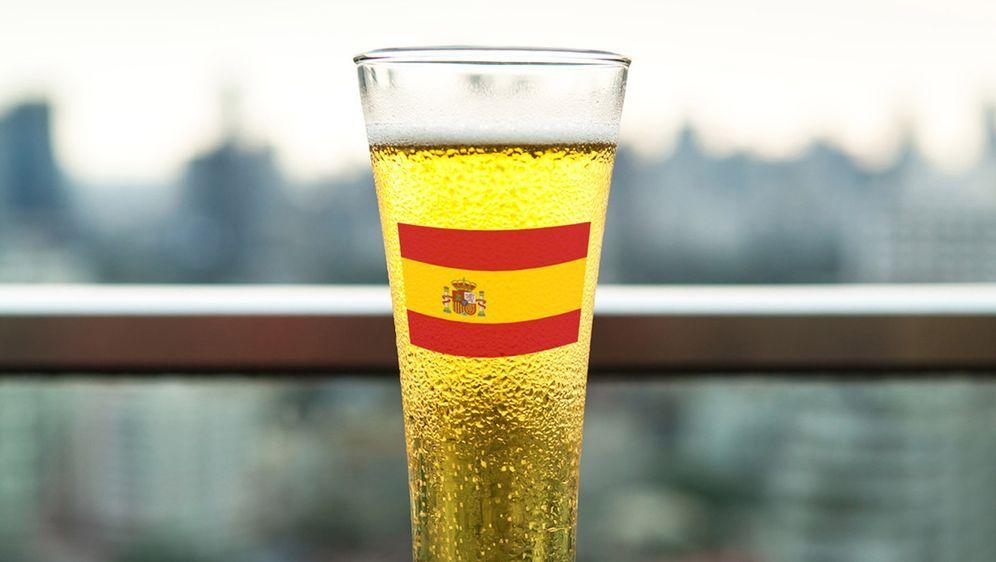 Der sonnige Charakter spanischen Bieres - Bildquelle: molpix - Fotolia