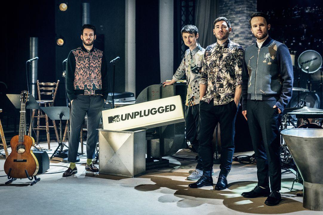 """In die Riege der Künstler aufgenommen zu werden, die ein """"MTV Unplugged""""-Konzert spielen dürfen, ist ein Ritterschlag für jeden Musiker. Revolverhel... - Bildquelle: Tim Kramer"""