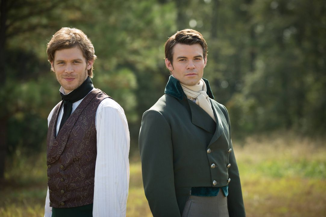The Originals, Staffel 1: Klaus und Elijah - Bildquelle: Warner Bros. Entertainment Inc.